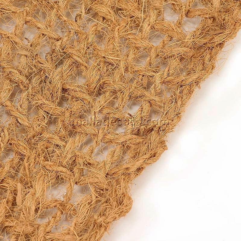 Rollos de Malla de coco para sombreados Girona para pergolas y estructuras
